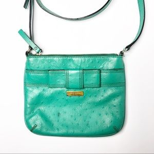 Kate Spade Rose Avenue Tenley Green Crossbody